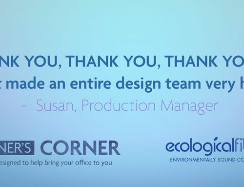 The Designer's Corner Blog
