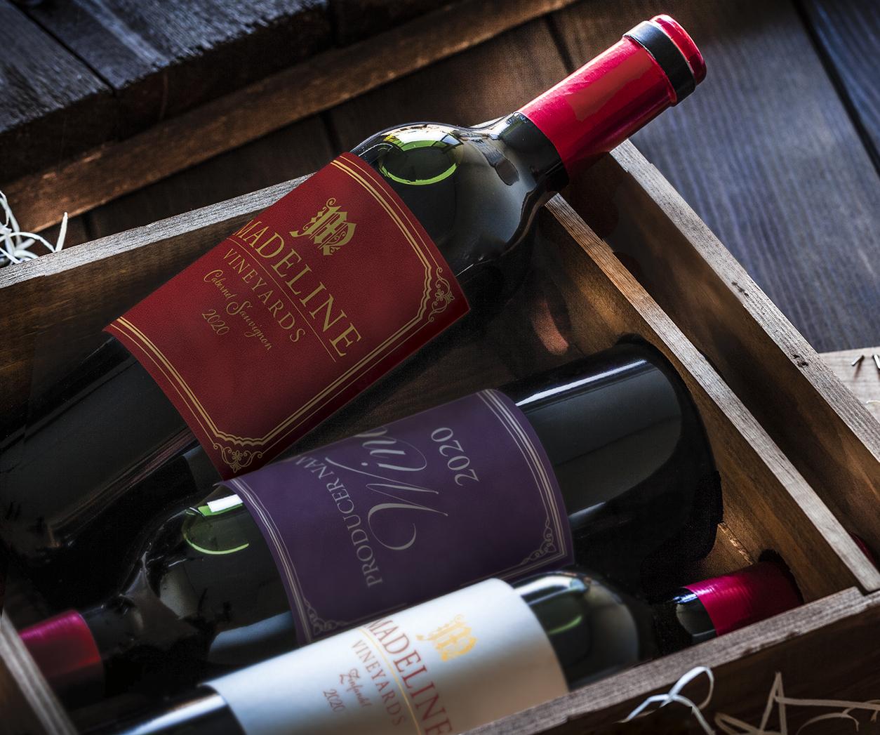 Wine Label Materials