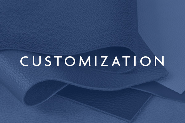 Fully customizable embossing solutions