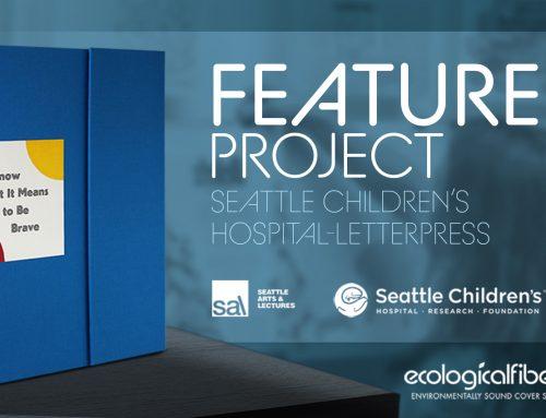 Seattle Children's Hospital Letterpress Broadsides