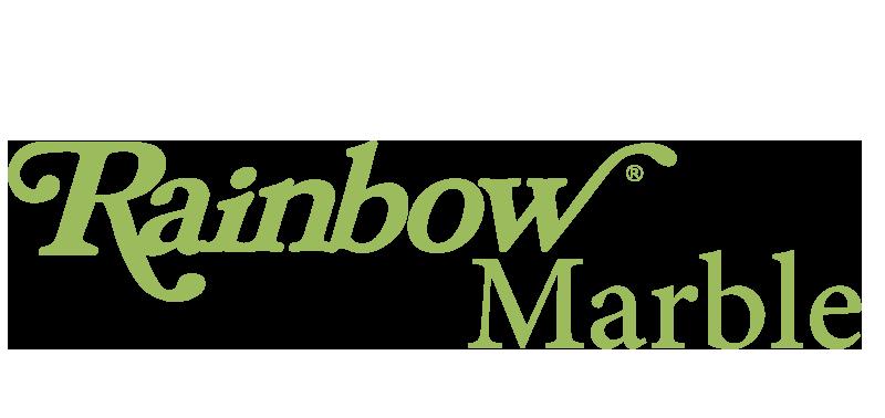 Rainbow Marble - Plastic Free
